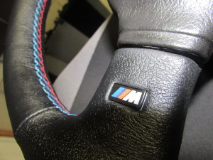 Interiér BMW M3 e30