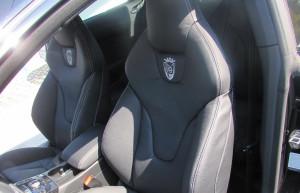 Interiér Audi A5