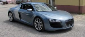 Interiér Audi R8